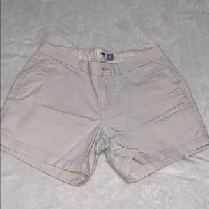 Tan Old Navy Shorts size 6